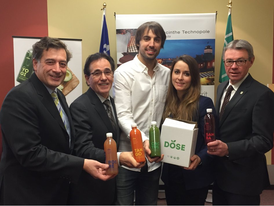 DOSE Juice sets up a new plant in the City of Biotechnology