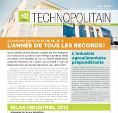 Le Technopolitain - Mai 2013