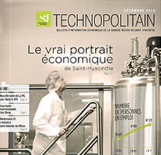 Le Technopolitain - Décembre 2013