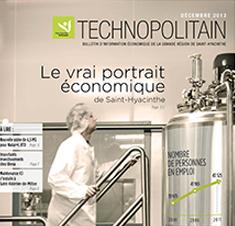 Le Technopolitain - Décembre 2013