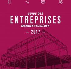 Guide des entreprises manufacturières de Saint-Hyacinthe 2017