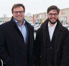 Saint-Hyacinthe Technopole entreprend une vaste tournée de visites des commerces