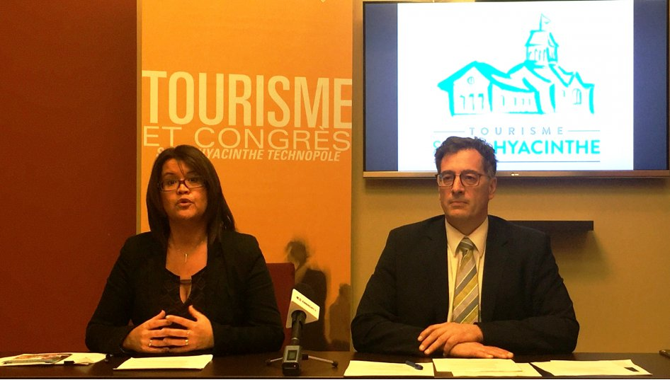 Saint-Hyacinthe Technopole presents its new marketing strategy for the tourism destination