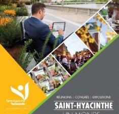 Brochure à l'intention des organisateurs de réunions, congrès et expositions
