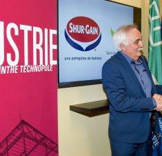 Saint-Hyacinthe devient le centre névralgique des activités de Shur-Gain pour l'Est du Canada