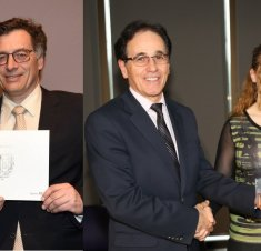 Le Prix de la Technopole remis à deux étudiants d'institutions d'enseignement de Saint-Hyacinthe