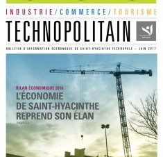 Le Technopolitain - Juin 2017