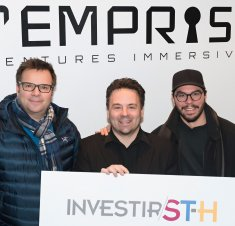 L'EMPRISE – Aventures immersives investit dans ses installations