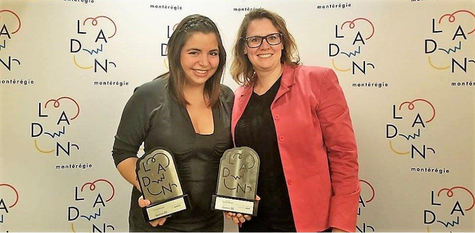 Parrainée par Saint-Hyacinthe Technopole, Mareiwa Café colombien remporte les honneurs au concours LADN
