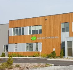 Agro-Bio Contrôle reçoit la convoitée certification LEED® CertifiéTM.