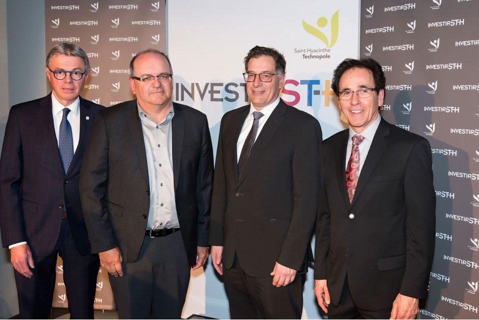 Investissement de 2,25 M$ pour l'agrandissement de l'entreprise Biovet