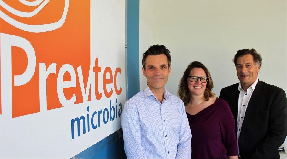 Prevtec Microbia annonce un investissement de 600 000 $  pour son expansion dans la Cité de la biotechnologie