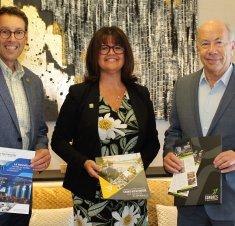 Les objectifs de Saint-Hyacinthe Technopole en matière de tourisme d'affaires atteints un an plus tôt que prévu