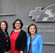 Les médecins vétérinaires du Québec de retour dans la technopole pour leur congrès annuel