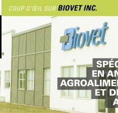 Biovet fait rayonner la Cité de la biotechnologie à travers le monde