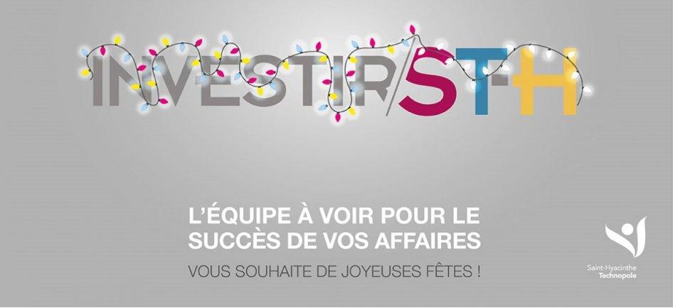 Fermeture des bureaux de Saint-Hyacinthe Technopole pour la période des fêtes