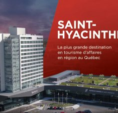 Saint-Hyacinthe Technopole débute son offensive de promotion annuelle en tourisme d'affaires avec de nouveaux outils
