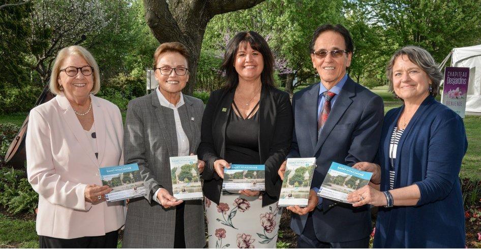 Saint-Hyacinthe Technopole lance la saison touristique 2019-2020 et souligne la semaine canadienne du tourisme
