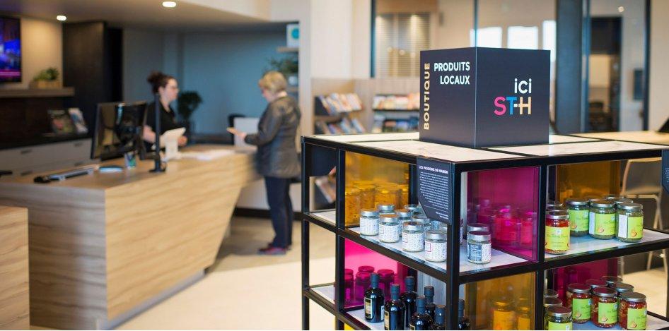 Près de 8 000 visiteurs en 2018 pour le nouveau bureau d'information touristique opéré par Saint-Hyacinthe Technopole