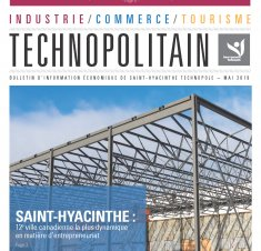 Le Technopolitain - Mai 2019