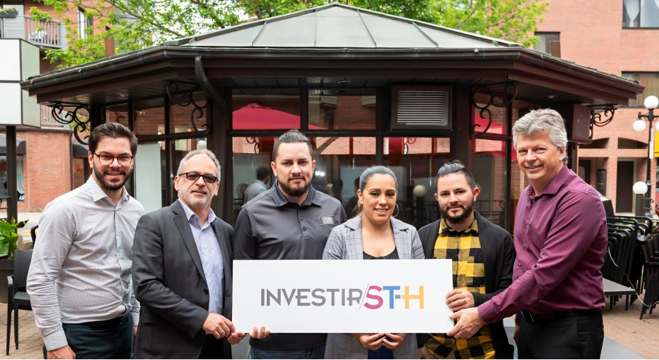 Saint-Hyacinthe Technopole souligne la réouverture prochaine du restaurant SuperSushi