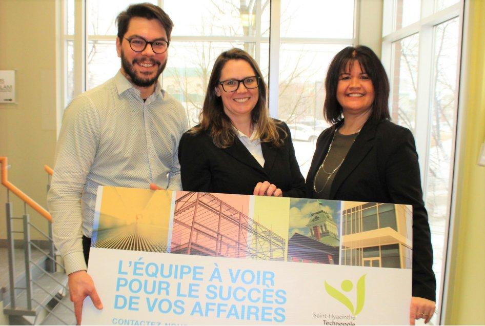 Début de la grande tournée des entreprises de la région de Saint-Hyacinthe