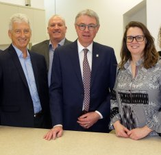 Fruit d'Or establishes R&D activities in Saint-Hyacinthe