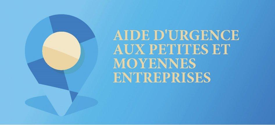 Programme Aide d'urgence aux PME :  La MRC des Maskoutains et Saint-Hyacinthe Technopole prêtes à recevoir les demandes