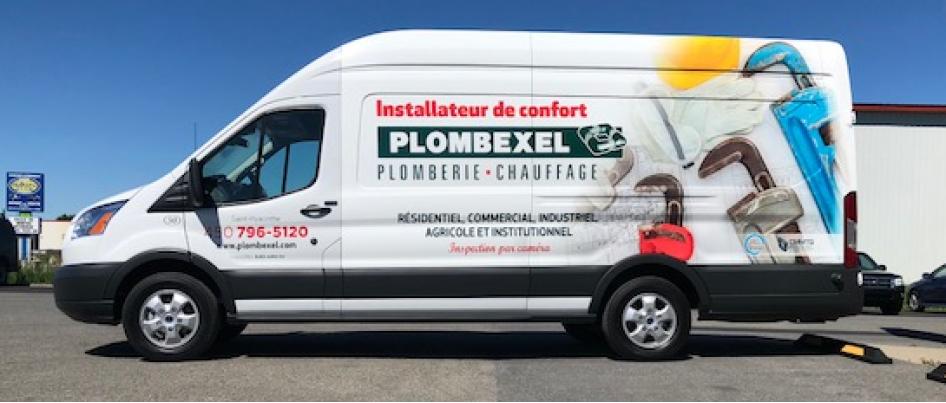 Saint-Hyacinthe Technopole et Plombexel déploient un service de livraison regroupée  pour les commerces de détail