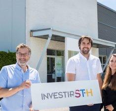 Saint-Hyacinthe Technopole se porte acquéreur d'un nouveau bâtiment industriel dans le parc Olivier-Chalifoux