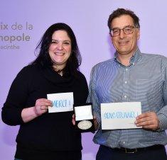 Saint-Hyacinthe Technopole décerne le Prix de la Technopole à quatre étudiants d'institutions d'enseignement supérieur