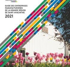 Guide des entreprises manufacturières de Saint-Hyacinthe 2021