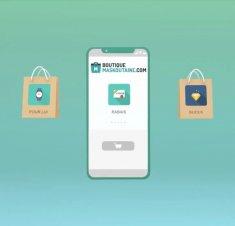 Boutique Maskoutaine est en ligne - Acheter local, c'est acheter mieux!
