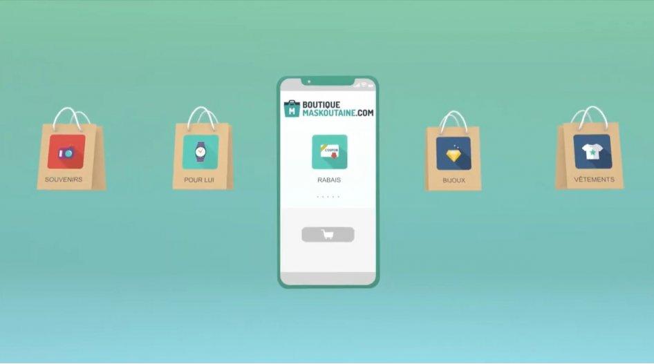 Boutique Maskoutaine est en ligne – Acheter local, c'est acheter mieux!