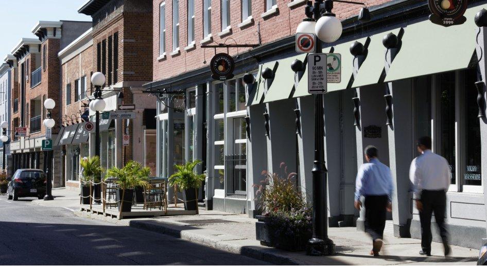 Franc succès pour l'an 1 du Programme d'aide à l'implantation de commerces au centre-ville de Saint-Hyacinthe
