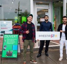 La boutique Clic mobile s'installe au centre-ville de Saint-Hyacinthe