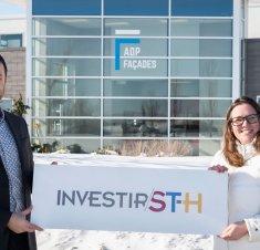 Investissement de 2,6 M$ : ADP Façades débute ses opérations et recrute pour  sa nouvelle usine de Saint-Hyacinthe