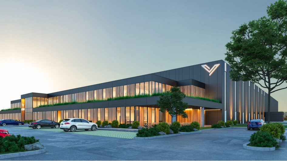 $30M investment : Saint-Hyacinthe Technopole announces the construction of CDMV's new facilities in the City of biotechnology