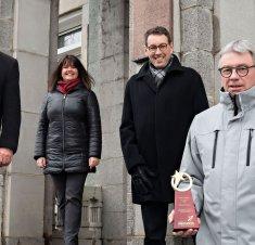 Saint-Hyacinthe Technopole souligne le travail de ses ambassadeurs en tourisme d'affaires