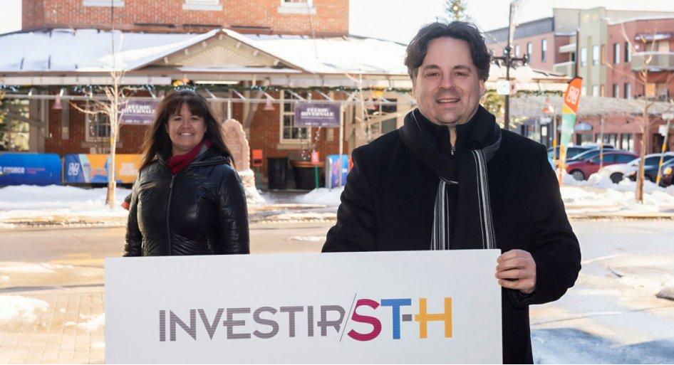 Une entreprise de Saint-Hyacinthe, Link jeux d'aventure, lance ses premiers scénarios mobiles