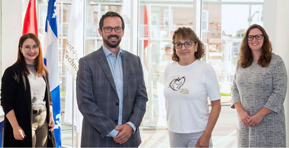 Nouvelle saison et nouveau chef mentor pour le service de mentorat d'affaires de la grande région de Saint-Hyacinthe