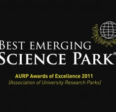 City of biotechnology in Saint-Hyacinthe named Best Emerging Research/Science Park