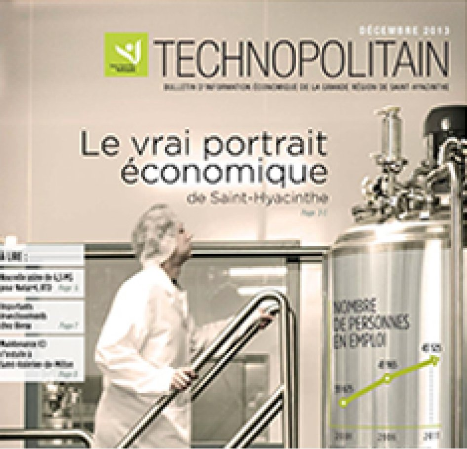 Le Technopolitain – Décembre 2013
