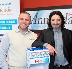 ATSENTI lance sa gamme de produits Annedda entièrement produite à Saint‑Hyacinthe