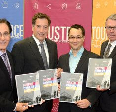 Saint-Hyacinthe Technopole announces its 2017-2019 strategic plan