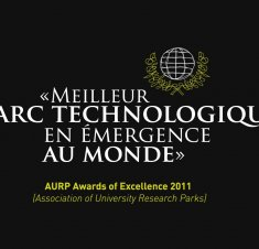 La Cité de la biotechnologie de Saint-Hyacinthe choisie meilleur parc technologique en émergence au monde