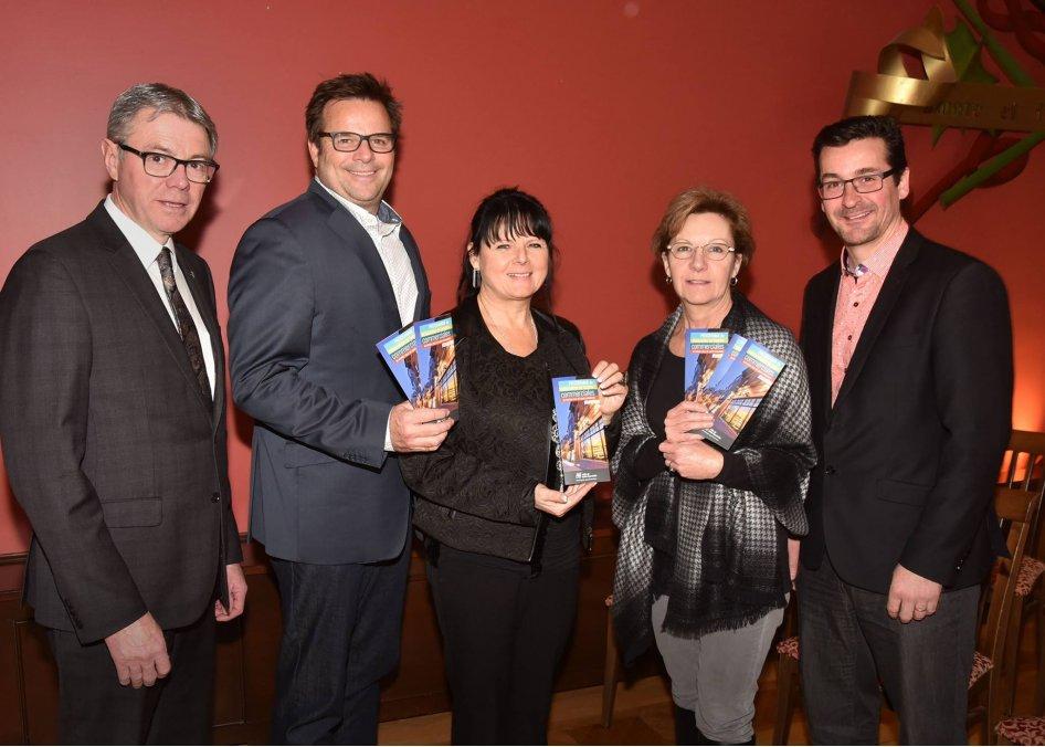 Saint-Hyacinthe Technopole ambassadeur du nouveau programme de restauration de façades commerciales au centre-ville