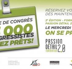 Colloque Passion Détail 2017 - Le mercredi 15 février:On se prépare