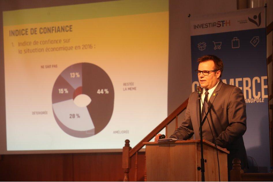 Saint-Hyacinthe Technopole présente les résultats de son enquête auprès du secteur commercial