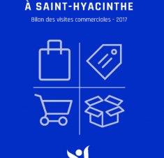 Le commerce de détail à Saint-Hyacinthe - Bilan des visites commerciales 2017